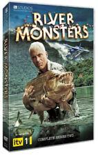 River Monsters: Series 2 DVD (2012) Lisa Bosak Lucas ***NEW***