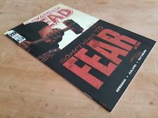 The Walking Dead #99 VERY High Grade NM/MINT 9.6/9.8 Something to Fear!
