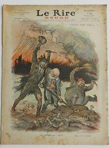 Le Rire Rouge - n°49 - 23 octobre 1915