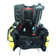 SOPRAS SUB Dive Center Size S SCUBA DIVE BCD NEW NYLON DIVING BC