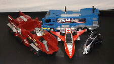 Power Rangers Drivemax Command & Operation Overdrive Mission Response Vehicle