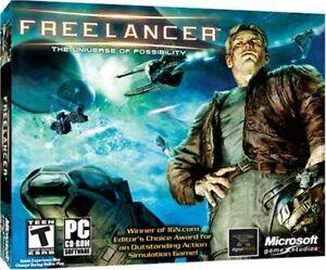 Freelancer (PC - Jewel case)Windows XP, Windows 98, Windows Me, Windows 2000