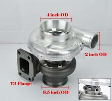 GT30 GT3076 Anti-Surge Turbo Turbocharger T3 Flange V-Band A/R.63/76 400+ HP