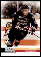 2009-10 In the Game Heroes and Prospects Joey Hishon #94