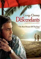 The Descendants DVD 2011 George Clooney