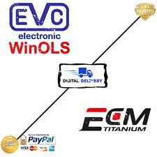 ECM Titanium 1.61 + WinOLS + ECU Tuning Remap Files - Instant Delivery