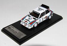 HPI Racing 8637 1/43 Lancia Delta S4 Olympus Rally 1986 Alen RARE