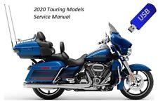 Usb Flash Drive For 2020 Harley Davidson Touring Models Service & Repair Manual