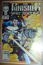 MARVEL Comics PUNISHER WAR JOURNAL #42