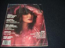 VIVA Magazine April 1978 Cone Heads Interview