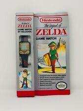 Legend of Zelda Vintage Nelsonic Game Watch Black