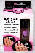 PINK ARMOR NAIL GEL AS SEEN ON TV GREAT FOR MANICURES & PEDICURES!