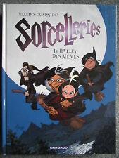guarnido - sorcelleries 1 - BD EO 2008