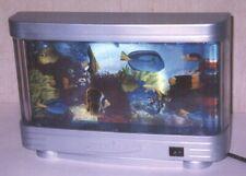 Fish in Motion Aquatic Underwater Scene Table Lamp