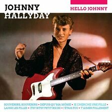 CD Johnny Hallyday : Hello Johnny (His First Album) / 60's French Rock / IMPORT