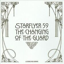 Starflyer 59-The Changing Of The Guard  CD  FREE SHIPPING  (Brand New-Sealed)