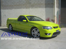 BA BF FALCON UTE SIDE SKIRTS FIBREGLASS