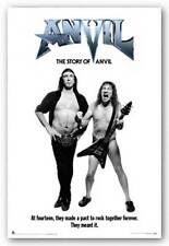 ROCK MUSIC POSTER The Story of Anvil