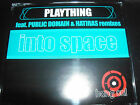 Plaything into Space Australian Remixes CD Single