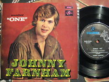 "JOHNNY (John) FARNHAM Number ""One"" ~ 1970 Oz Picture Sleeve EP - Harry Nilsson"