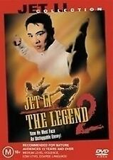 THE LEGEND 2 Staring Jet Li - Region 4 DVD
