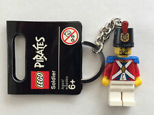 *NEW* LEGO PIRATES SOLDIER Key Chain 852749