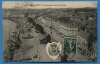 CPA: Nantes -Vue général du quai de la Fosse