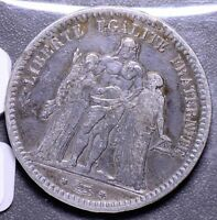 France 1848  5 Francs F0068 combine shipping