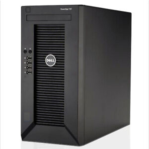 Dell PowerEdge T20 Xeon E3-1225V3 3.2GHz 16GB RAM 4TB HDD Tower Server