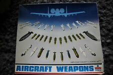 ESCI 1/48 AIRCRAFT WEAPONS