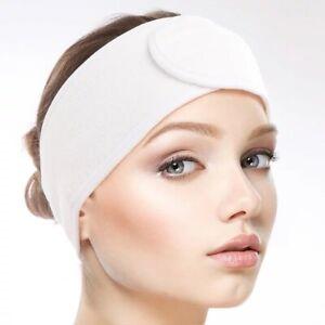 Velcr-o Facial Headband (comes with free hygienic plastic pocket)