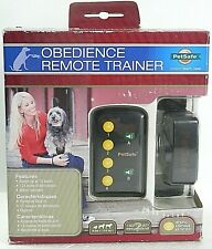 PetSafe Obedience Remote Trainer Dog Collar Medium/Large Pet Safe