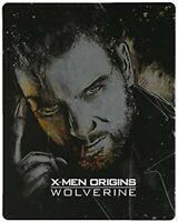 Limited Edition Wolverine X-MEN ZERO Origins Steelbook Blu-ray /JAPAN