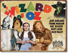 70th Anniversary of The Wizard of Oz Classic Movie Metal Sign