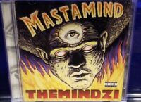 Mastamind - Themindzi CD 2000 esham natas detriot insane clown posse twiztid rlp