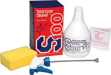 S100 TOTAL CYCLE CLEANER DELUXE SET  KIT  12001B