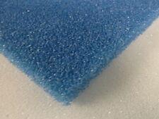 AQUATIC SAFE 12mm FOAM FILTER SHEET Various Sizes and Apps, filter foam Foam.UK.