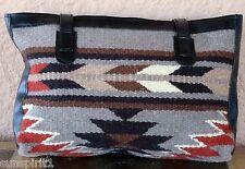 Artisan Wool Purse G1- HIARTPURSE Hand Woven Southwest Southwestern Bag Tote