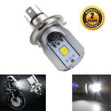 12W Motorcycle COB LED H4 Headlight Hi/Lo 6000K xenon White Motorbike Light YG