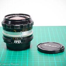 Nikon 24mm f/2.8 Nikkor-N.C. Auto AI Lens (AI Conversion)