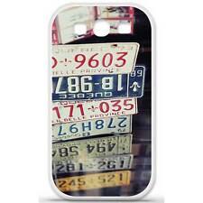 Coque housse étui tpu gel motif quebec Samsung Galaxy S3 i9300