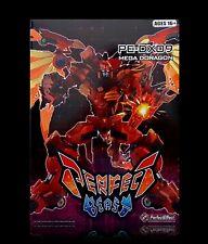 Transformers Perfect Effect DX-09 Mega Dragon aka Beast Transmetal Megatron New