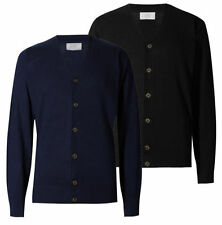 Marks and Spencer Men's Thin Knit Cotton Jumpers & Cardigans