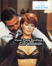 12 Photos 21.5x27.5cm (1979) LA PROF CONNAIT LA MUSIQUE Edwige Fenech TBE