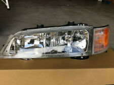 Honda Accord New Headlight Lens-Assembly fits 94-97 Left with Side Marker Lamp