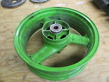 1994-1997 Kawasaki ZX7R/ZX9R green rear wheel