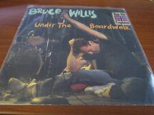 "7"" - Bruce Willis - Under the Boardwalk - VINYL SINGLE"