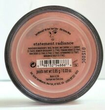 bareMinerals All Over Face Color - Statement Radiance New & Sealed .85 g