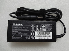 Genuine Toshiba Satellite L745 L775D S870 A665 S855 P870 AC Adapter/Charger+Cord