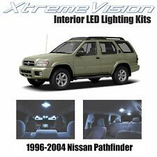 XtremeVision LED for Nissan Pathfinder 1996-2004 (4 Pieces) Cool White Premium..